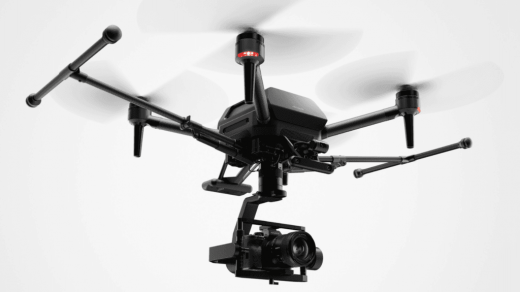Sony Debuts $9,000 Airpeak S1 Drone Aimed at the Creative Market   Light  Stalking
