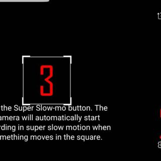 How to use super slow motion mode (super Slow-mo) on Galaxy S9 and S9+? -  Galaxy S9 Guides