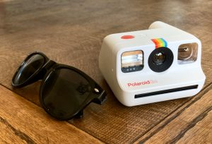 Look at this tiny new Polaroid camera can you believe it   TechCrunch
