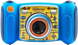 VTech Kidizoom DUO DX pink digital camera for children, photo, video,  filters, music player, games, USB, parental control|Toy Cameras| -  AliExpress