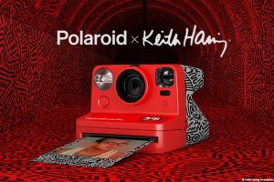 Polaroid Releases Keith Haring-Inspired Camera and Film Collection -  Rolling Stone