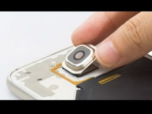 Samsung Galaxy S6 Edge Rear Camera Lens Glass Replacement - iFixit Repair  Guide