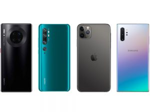 The best smartphone cameras of 2019
