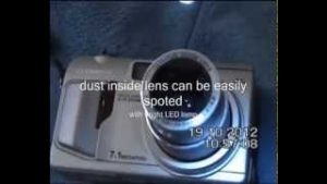 What to Do When There is Dust Inside Your Camera? | Light Stalking