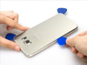 Samsung Galaxy S6 Camera Lens Glass Replacement - iFixit Repair Guide